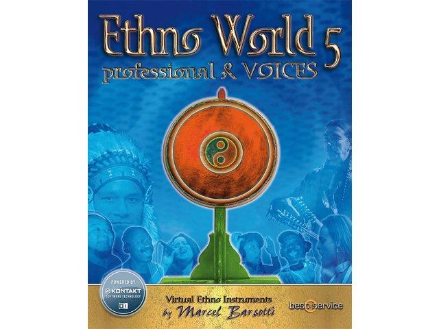 Test: Best Service Ethno World 5 Professional & Voices