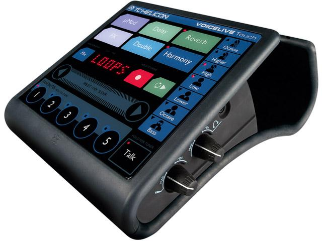 Test: TC-Helicon VoiceLive Touch