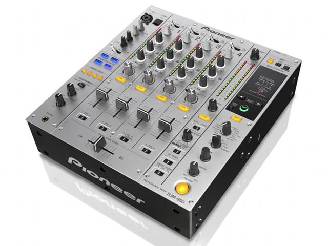 Test: Pioneer DJM-850-S