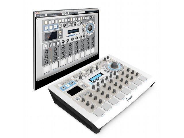 Arturias Drum-Machine Spark ist ab sofort erhältlich
