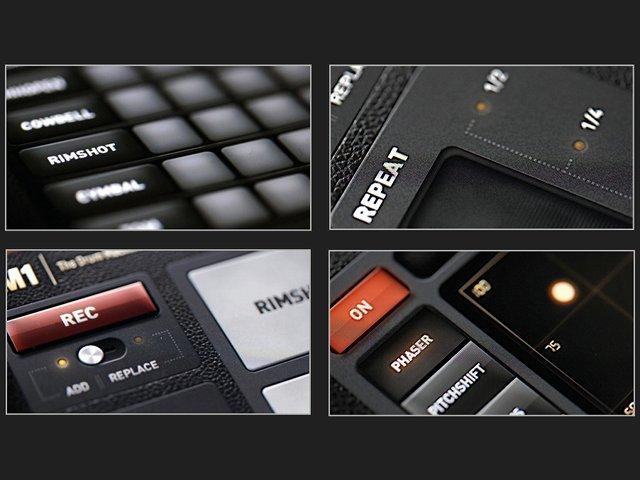 Fingerlab präsentiert Drum-Machine für das iPad