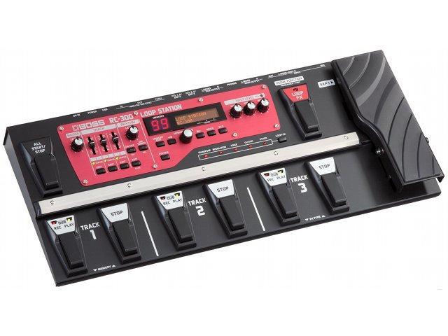Boss RC-300: Mega-Looper in Kürze erhältlich