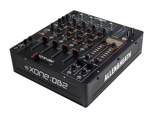 Xone:DB2: Neues Mixer-Schlachtschiff von Allen & Heath