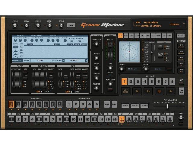 Groove Machine: Plug-In für die Live-Performance