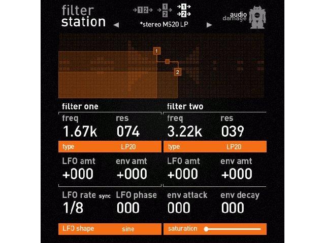 Vielseitige Filterfahrten mit der Filterstation