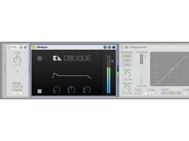 Oblique: Faszinierende Klangerzeugung kostenlos