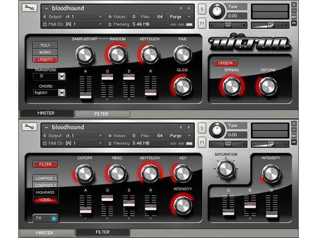 Tunebeast Nitron: Frischer Synthesizer auf Sample-Basis