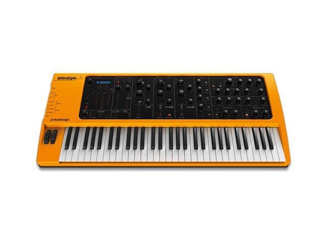 Sledge: Neuer Synthesizer von Studiologic & Waldorf