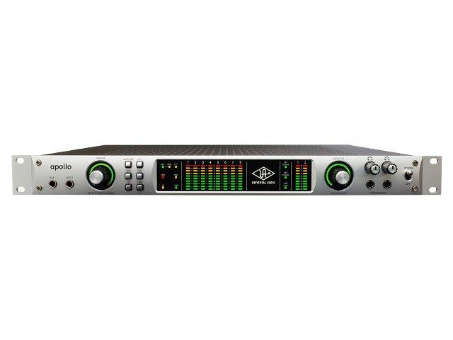 UAD Apollo: Neues High-Resolution Audiointerface