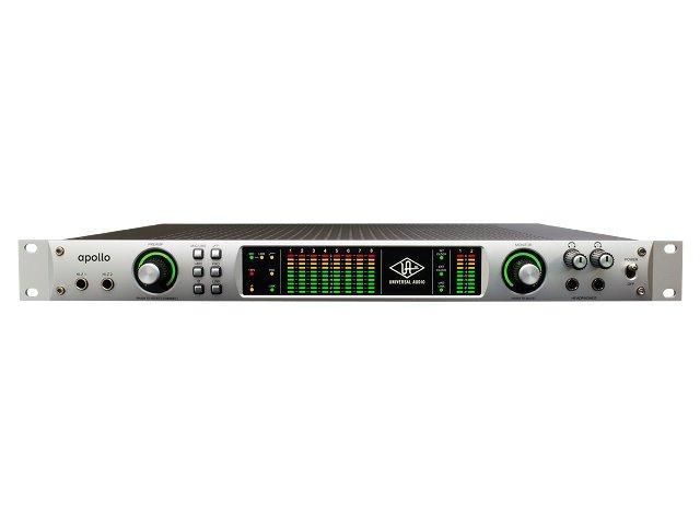 UAD Apollo: Neues High-Resolution Audiointerface