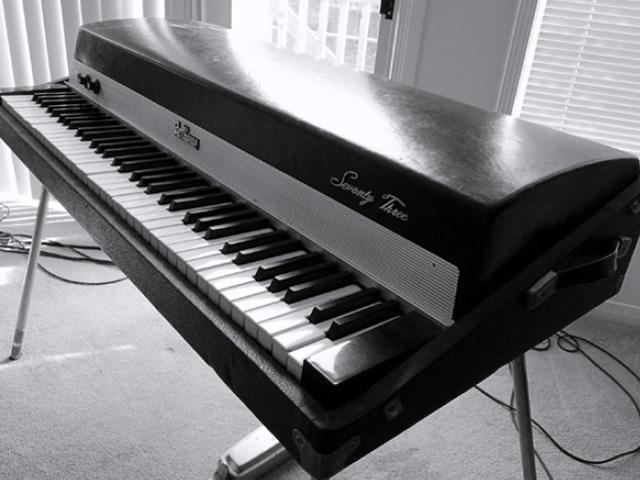 Electric Pianos von Soniccouture