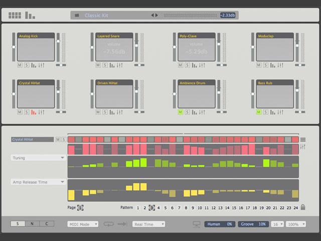 Audio Spillage Elecktroid – Drumcomputer Plug-in