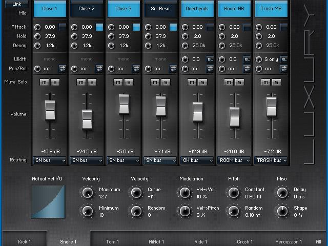 Drumasonic Luxury - Software Drumkits