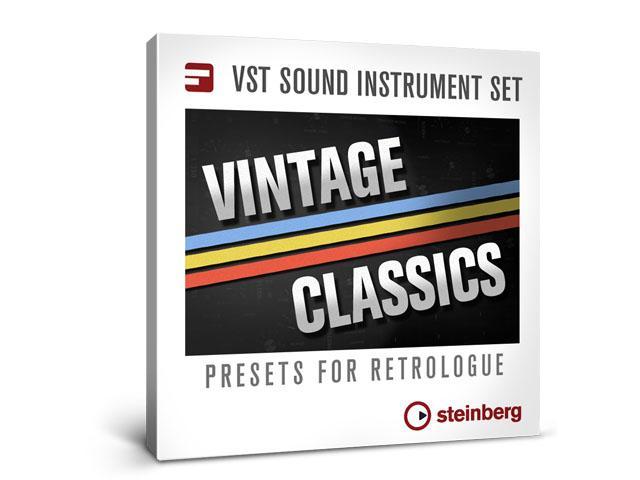 Vintage Classics - Steinberg Retrologue Expansion
