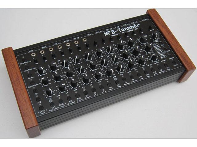 Tanzbär - Analoger Drumcomputer