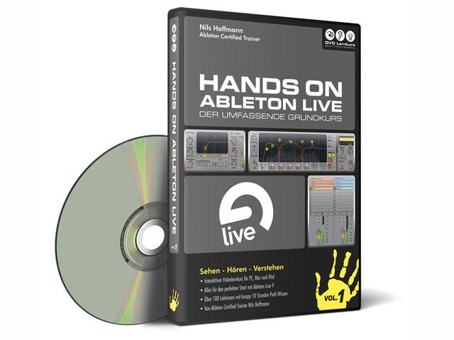 Hands on Ableton Live 9