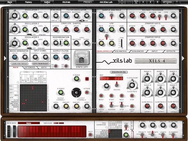 Xils 4 - Duales Analogmonster von Xils-Lab