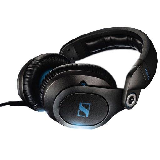 DJ-Kurztest: Sennheiser HD8 DJ