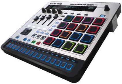 Ob Hip-Hop oder Techno – mit dem Trigger Finger Pro bringt man die Tanzfläche schnell zum Kochen.