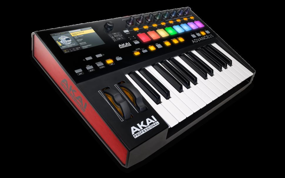 Akai Professional Advance Keyboard Serie