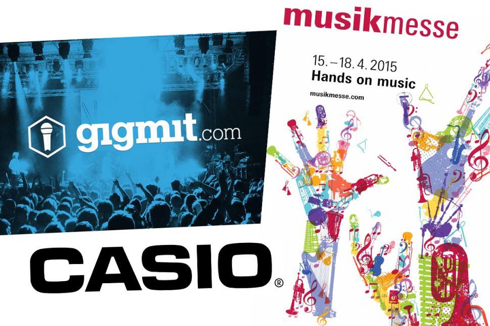 Stagepiano-Act für die Musikmesse 2015 gesucht