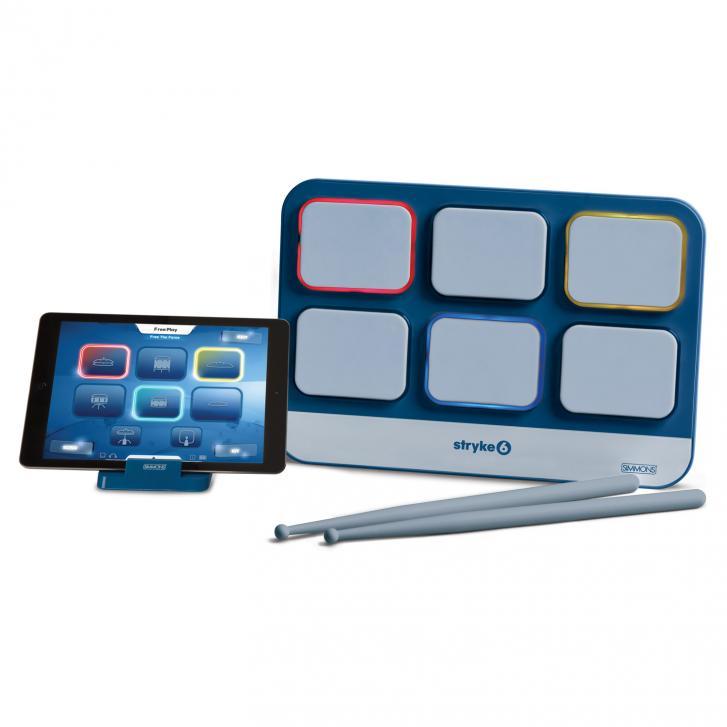 Simmons Stryke6 - Drum Controller für's iPad