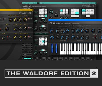 Waldorf Edition 2 - Plug-in Updates