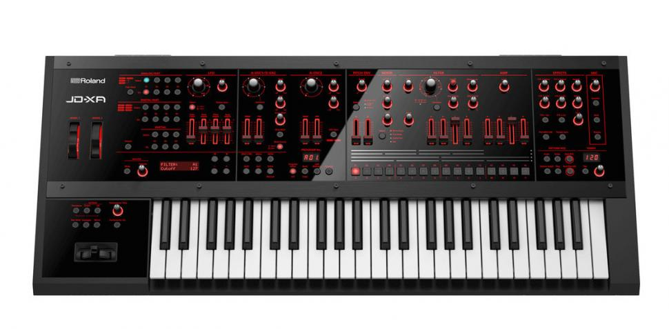 Roland JD-XA - Synthesizer Keyboard