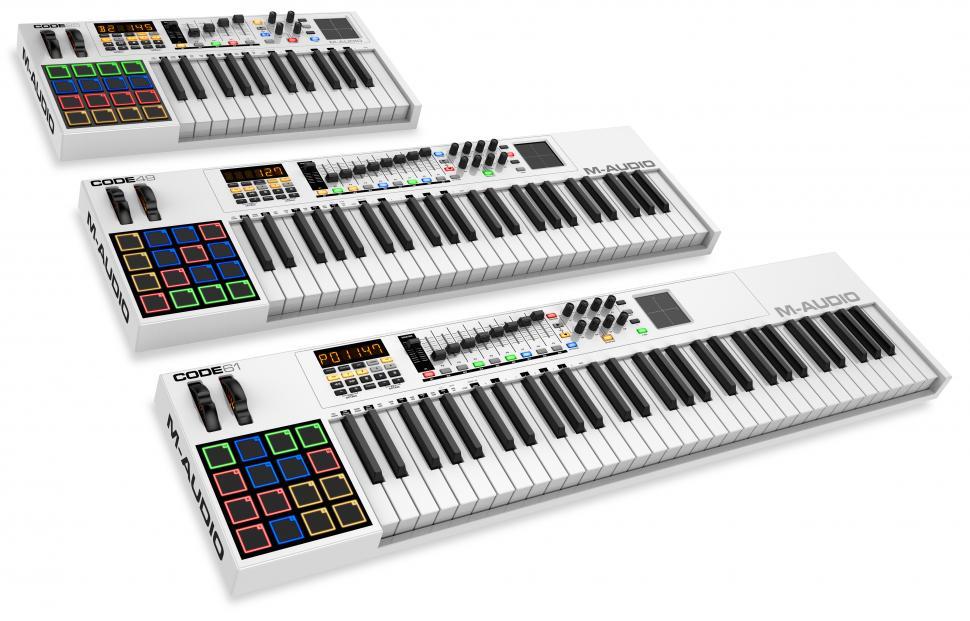 M-Audio Code - Keyboard Controller