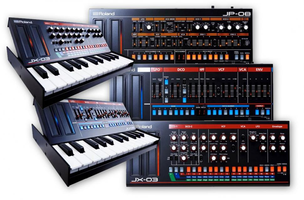 Leaked: Roland Boutique Synthesizer