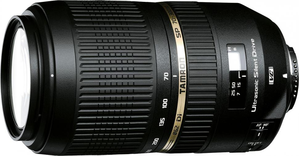 Tamron SP 70-300mm F/4-5.6 Di VC US