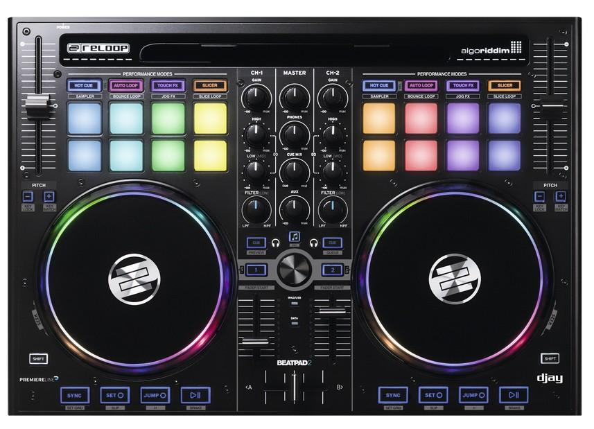 Cross-Plattform DJ-Controller
