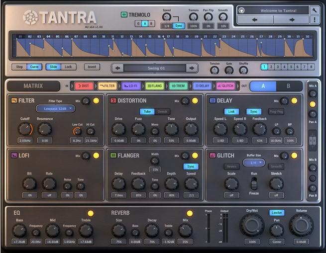 Tantra Rhythmus-Maschine