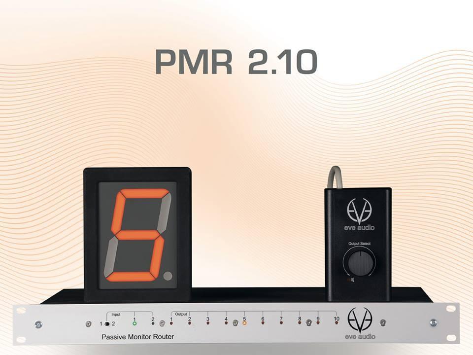 Lautsprechervergleich mit EVE Audio
