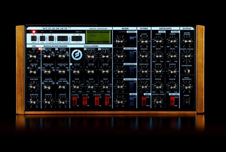 Legendärer Synthesizer im Abverkauf