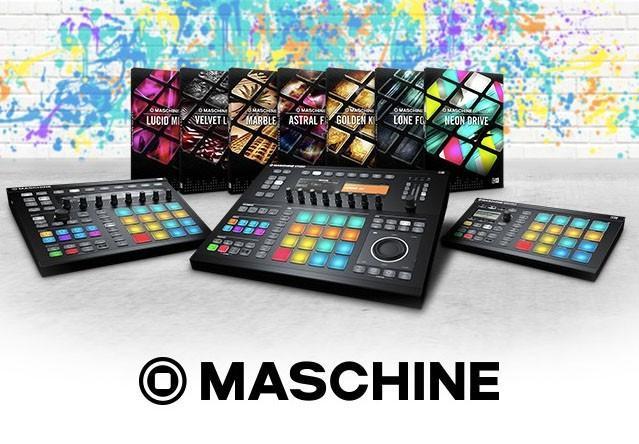 ''Maschine Special'': Sieben kostenlose Expansions mit jeder Maschine