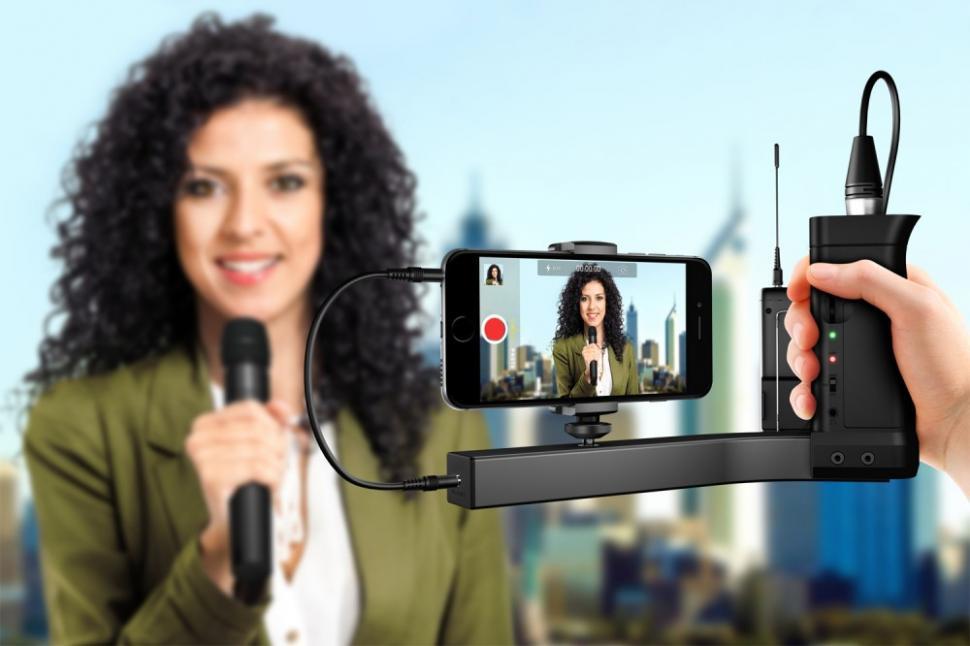 iKlip A/V: Video- und Audio-Aufnahmen mit mobilen Geräten