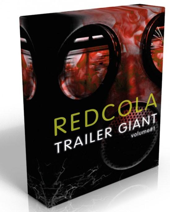 Spitfire Audio redCola Trailer Giant