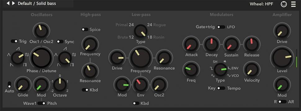 BeepStreet Dagger – neuer Soft-Synth mit analogem Flair