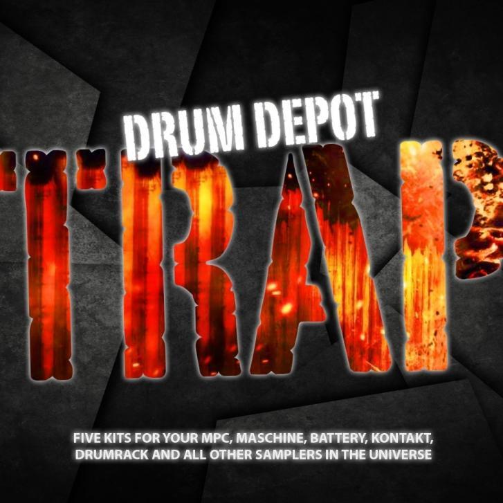 Drum Depot: Trap – fünf Drum-Kits mit analogem Flair