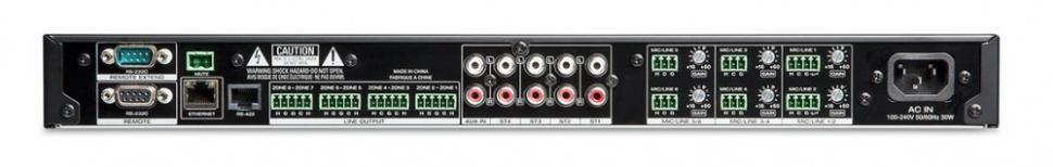 Denon Professionel verkündet Zonenmischer DN-508MX und DN-508MXA