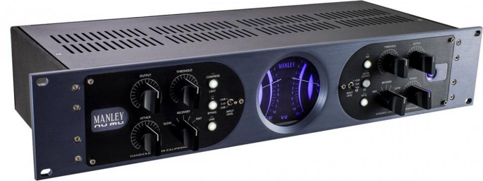 Manley Labs Nu Mu Studio-Kompressor mit hybridem Schaltungsdesign