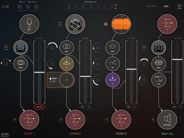 Kymatica AUM für iPad, iPhone und iPod touch