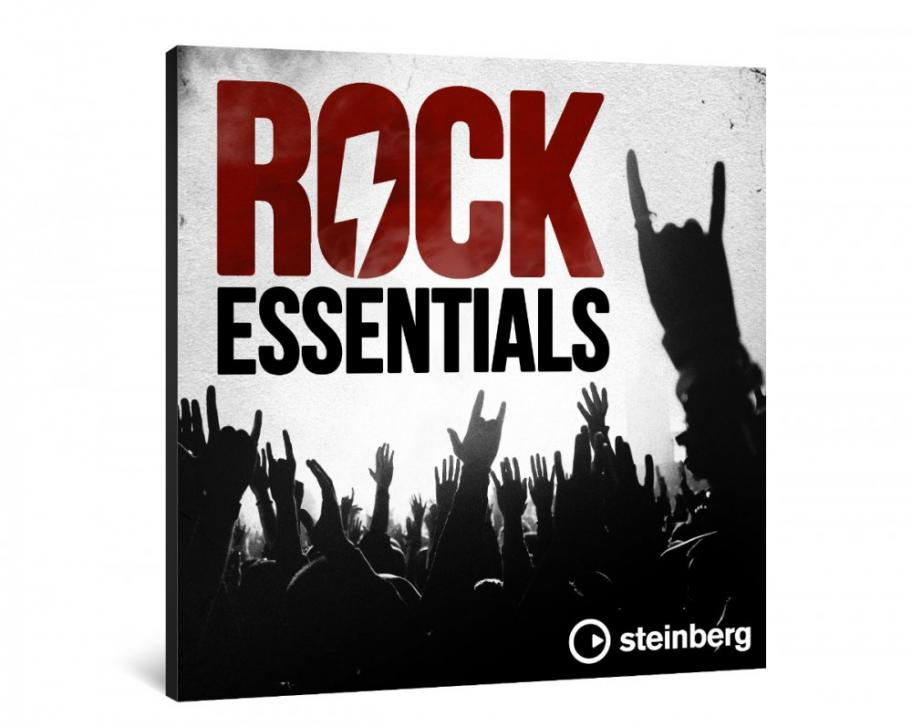 Rock Essentials Drum Expansion Pack von Steinberg erhältlich