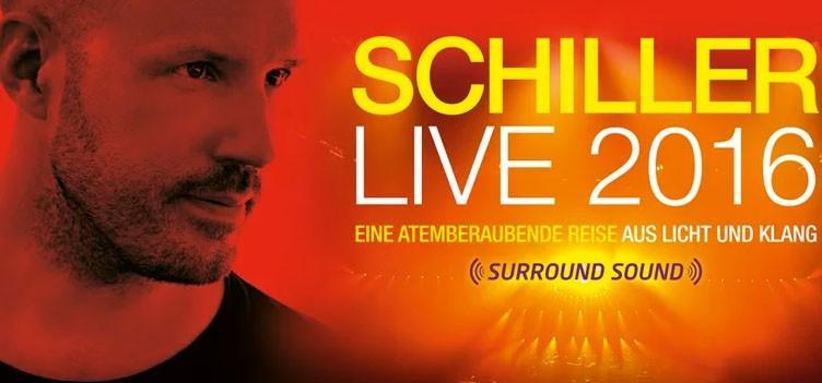 Tickets für Schiller Arena Tour gewinnen