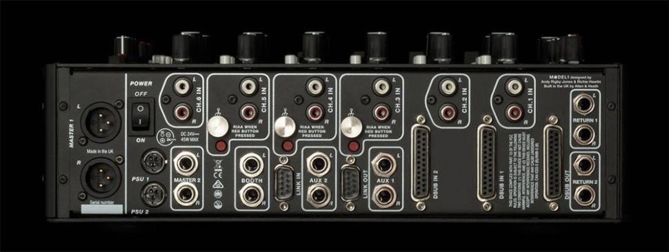 Playdifferently Model 1 – der neue DJ-Mixer von Xone-Entwickler und Richie Hawtin