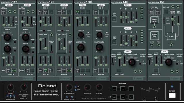 Gratis: Vintage Synthesizer im Riesen-Paket