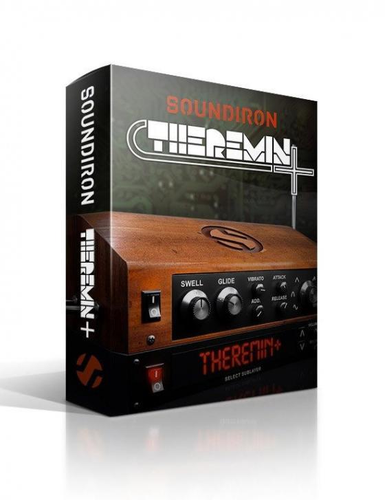 Soundiron Theremin+ für NI Kontakt