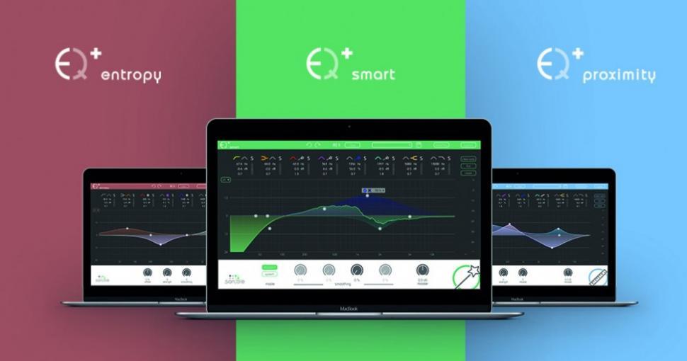 sonible stellt EQ+ Serie vor
