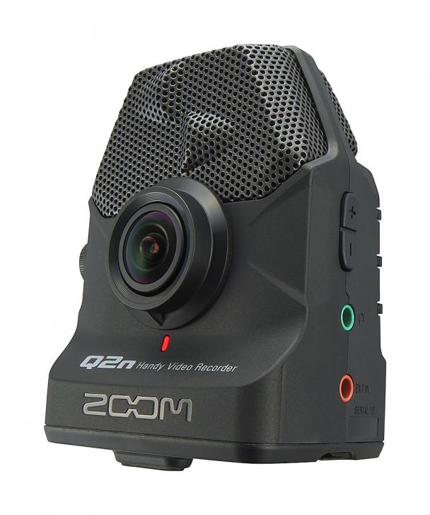 Handy Video Recorder Zoom Q2n